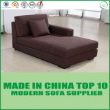 Base de canto moderna do sofá da mobília do sofá da tela da sala de visitas