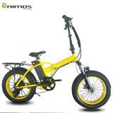 20 vélo électrique se pliant intelligent de vélo de la batterie 48V d'E-Vélo de pouce