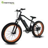 vélo électrique/bicyclette de gros de pneu du modèle 9speed neuf croiseur de plage