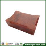 Caixa de lembrança de madeira