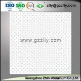 Los materiales de construcción punzonado de techo de aluminio perforado con SGS calificado