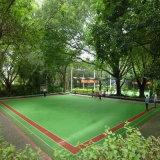 야구장을%s 55mm 고도 십자가 모양 인공적인 잔디