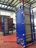 Bâti et échangeurs de chaleur rentables de plaque de Gasketed