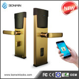 Aprovado pela CE electromagnética inteligente 13,56 m1 fechadura da porta de hotel