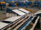 Nagelneuer Schnitt zur Längen-Zeile für Stahlring