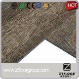 Azulejo material 100% del tablón del suelo del vinilo del tecleo de Unilin de la alta calidad de la Virgen de Lvt