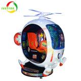 Giri estremi a gettoni del Kiddie di volo di rotazione 3D di 360 gradi del parco di divertimenti