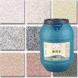 Revestimiento de pared exterior del estado líquido cierto efecto piedra pintura