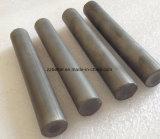 H6 altamente polido as hastes de carboneto de tungsténio sólido de tolerância
