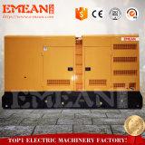 Diesel 100kw Yuchai van de Leverancier van de Fabriek CIQ Geluiddichte Stille Generator