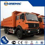 Beiben 6X4 10 Vrachtwagens van de Stortplaats van de Speculant Op zwaar werk berekende