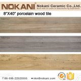 8X40 azulejo de madera porcelana Porcenalato rústico de madera para suelos