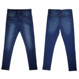Джинсыов джинсовой ткани людей высокого качества 5 карманных (5658)