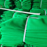 Het groene Ronde In de schaduw stellen van de Draad Netto voor Gebruikte Landbouw
