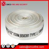 Haute qualité prix bon marché d'incendie en PVC blanc/Layflat tuyau d'incendie