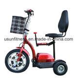"""""""trotinette"""" elétrico de dobramento novo da mobilidade do triciclo para pessoas idosas"""