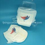 Soft respirante tire d'absorption jusqu'Pantalon des couches jetables de couches pour bébé
