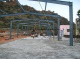 Vertiente prefabricada en el edificio de la estructura de acero de China