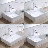 La porcelaine sanitaire fine pointe de l'Art du bassin de lavage pour Bathromm 1145