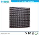 Module polychrome extérieur pertinent élevé d'étalage de DEL P10