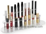 Kosmetischer Gegenausstellungsstand für Lippenstift-Förderung-Acrylbildschirmanzeige-Halter