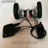 Controller를 가진 DC Brushless Electric Wheelchair Motor와 Wheelchair Joystick