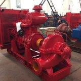 Корпус горизонтальной границы Tpow пожарного насоса дизельного двигателя