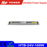 24V 4A 새로운 LED Ultra-Thin 전력 공급 세륨 RoHS Htb 시리즈