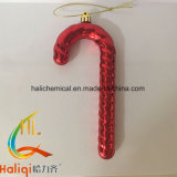 Heat Topのコーティングによって治るWater-Basedよい付着のクリスマスの装飾