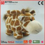 Het realistische Zachte Speelgoed vulde de Dierlijke Giraf van de Pluche voor Jonge geitjes/Kinderen
