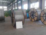 オーバーヘッド裸の鋼鉄コアアルミニウム/ACSRコンダクターの残されたワイヤー