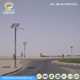 indicatori luminosi solari della strada di 50W LED, luminosità eccellente con Soncap diplomata