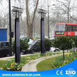 Made in China regulable inteligente al aire libre Jardín de Luz solar 15W