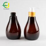 [200مل] محبوب كهرمانيّة زجاجة بلاستيكيّة مع غسول مضخة