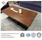 Mobília Modernistic do hotel com mesa de centro de madeira (YB-W11)