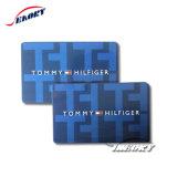 13.56MHz RFID de PVC personalizadas con la tarjeta CT4100 y T5577 Chip