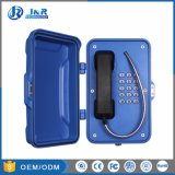 IP67 Weatherproof Telefon, Telefon des Tunnel-PAS, industrielles Notruftelefon