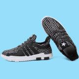De nieuwe Schoenen van Flynit van de Schoenen van de Sport In te ademen Lopende Unisex-
