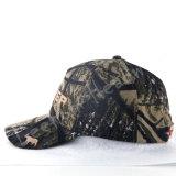(LPM14036)カムフラージュの刺繍ハンチングは帽子を遊ばす