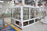 가득 차있는 자동적인 유리병 포도주 충전물 기계