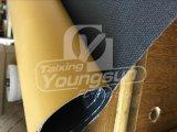 Panno rivestito di gomma della fibra di vetro del fluoro