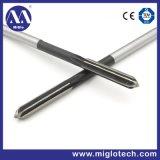 Personalizar las herramientas de corte herramientas de carburo sólido escariador de orificio de aspiración de soldadura (JD-200021)