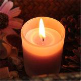vela perfumada de la cera de parafina 220g para la decoración casera