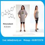 비만 처리를 위해 99% Rimonabant CAS 168273-06-1 Acomplia