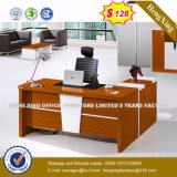 L Shape Small Size Bookshelf Executive PC Computer Desk (UL-MFC457)
