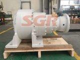 Reductor de velocidad ranurado interno del engranaje planetario de Sgr de la eficacia alta, motor con engranajes, cajas de engranajes con el pie
