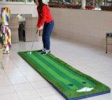 携帯用屋内シミュレーションのゴルフ緑