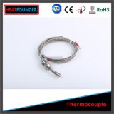 Type J de détecteur de température de thermocouple