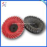 Disco di lucidatura della falda del fornitore personalizzato fabbrica da 3 pollici