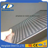 Feuille d'acier inoxydable d'ASTM/plaque (fini de miroir/polonais/Embossed/BA/8K/6K/No. 4/No. 1/HL)